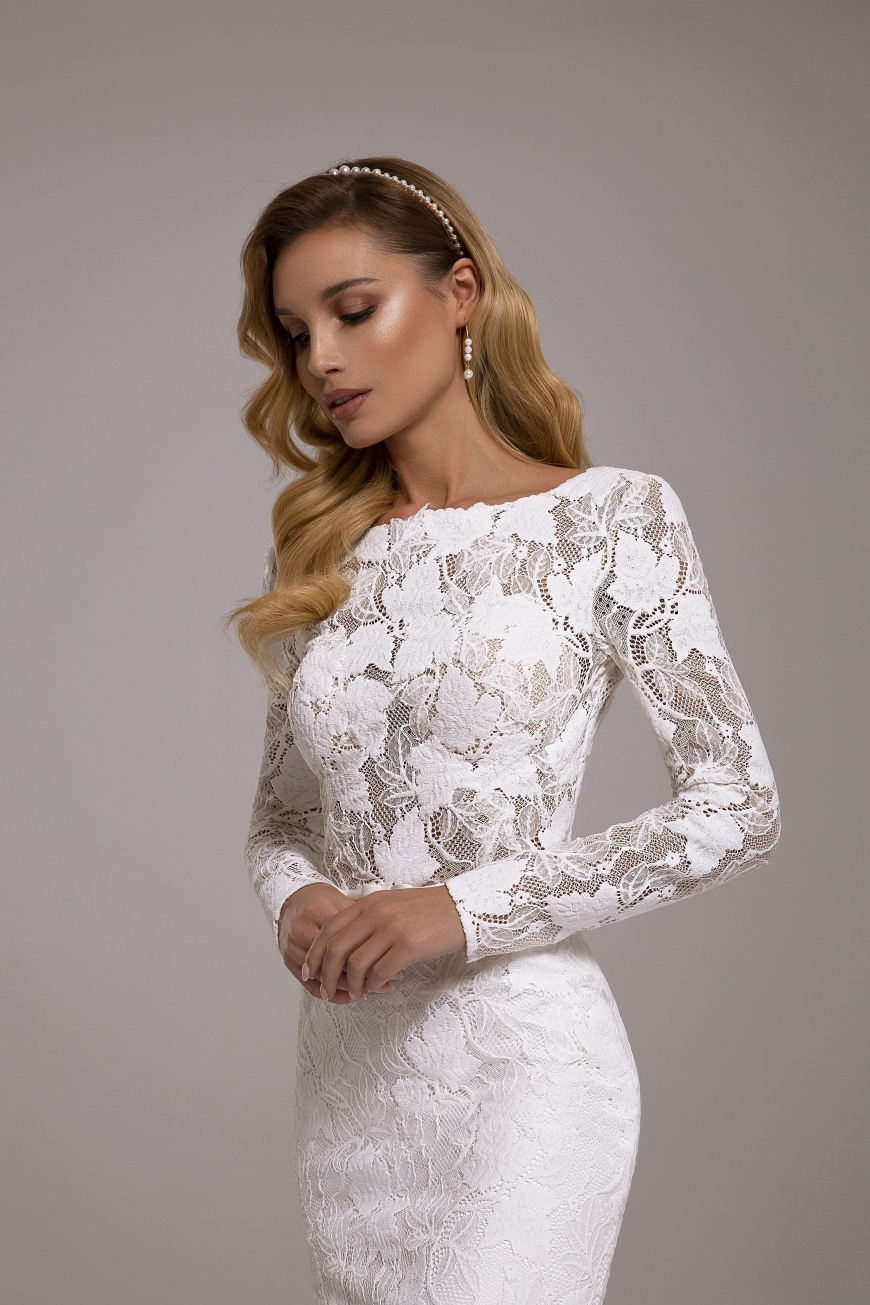 vestido de novia debora