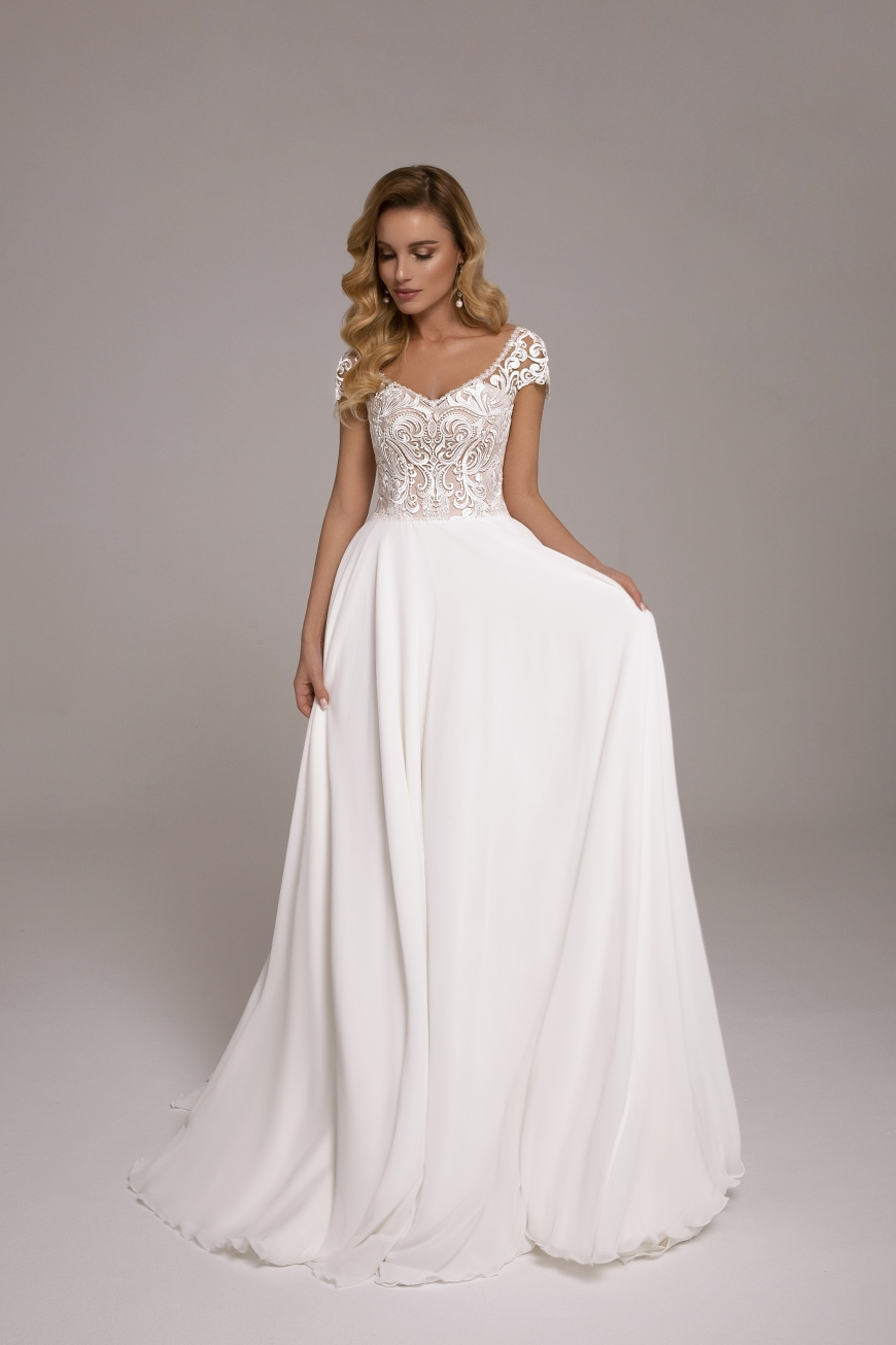 wedding dress Yvette