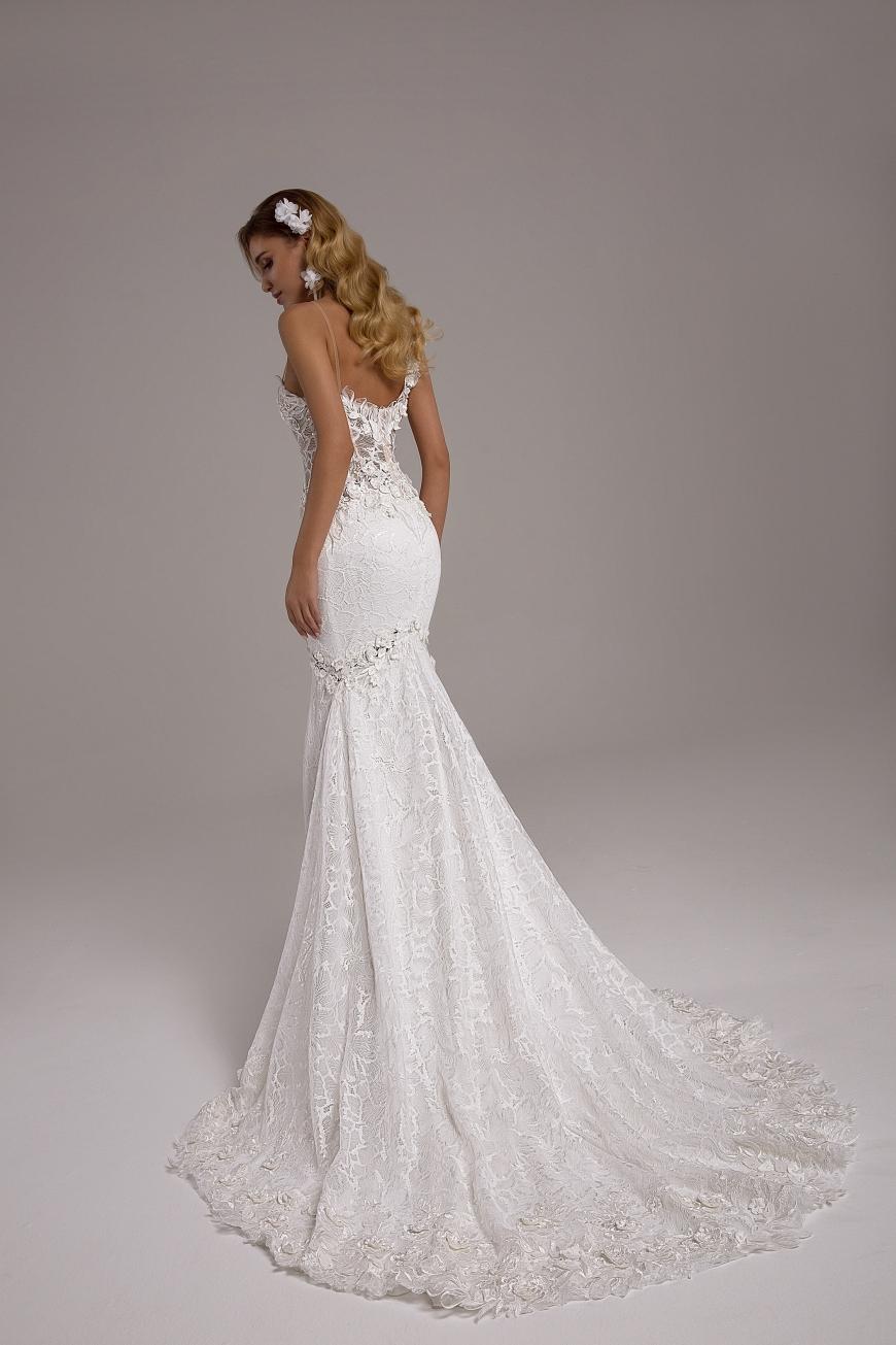 vestido de novia Rima