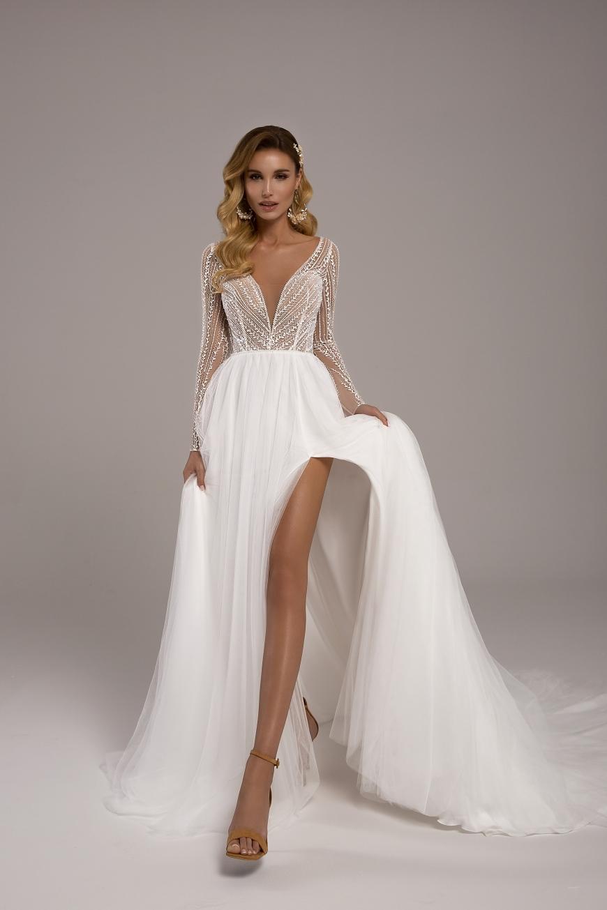 vestido de novia irma