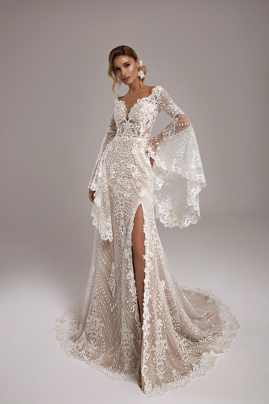 vestido de novia Jovita