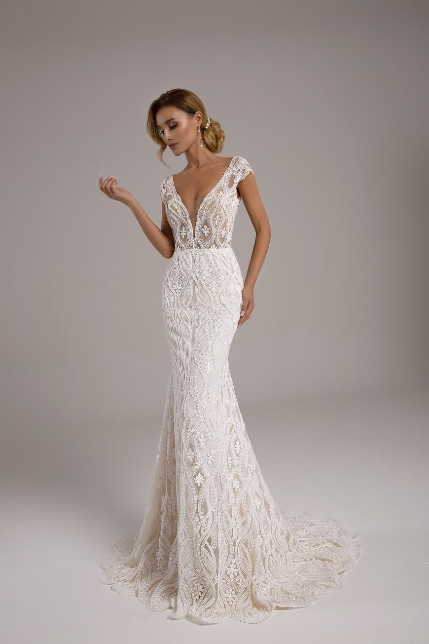 vestido de novia Priscilla