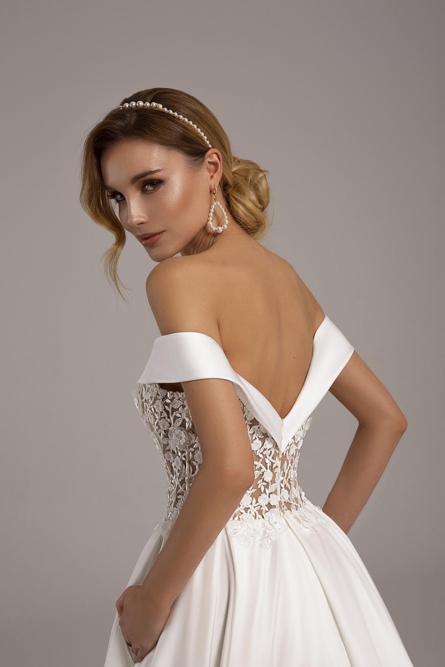 свадебное платье Suzanne