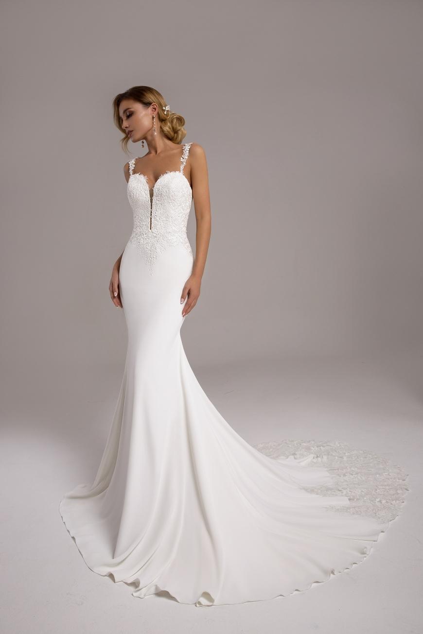 vestido de novia Demetra