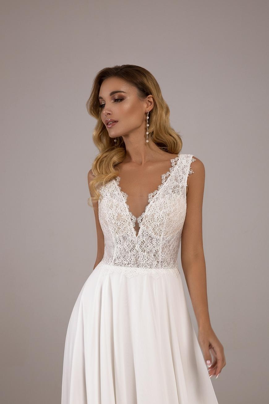 vestido de novia Irida