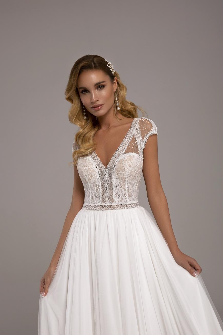 vestido de novia Edythe