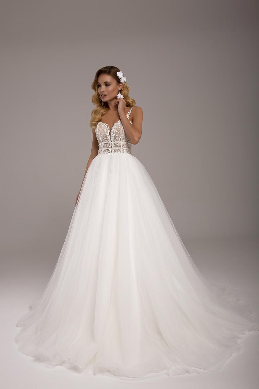vestido de novia helen