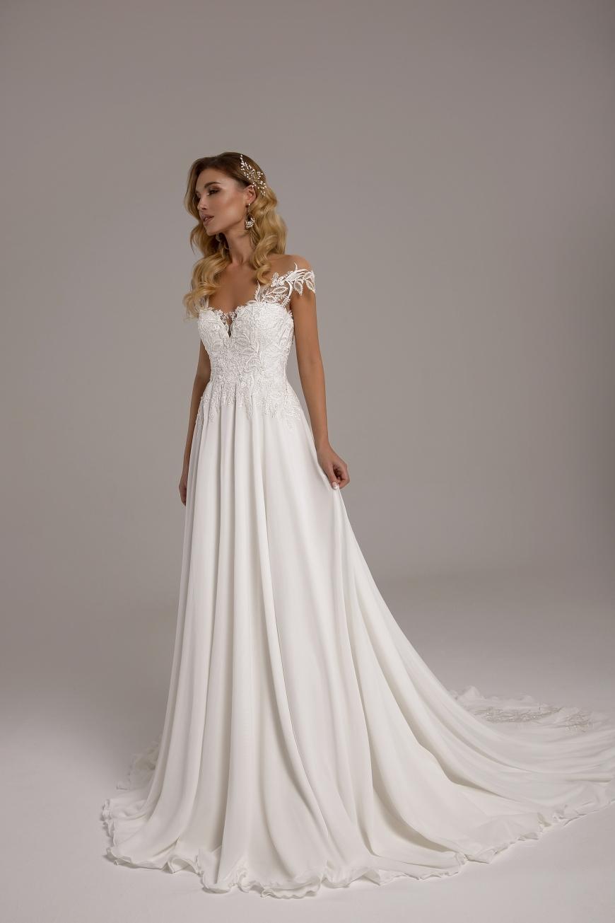 vestido de novia Janet