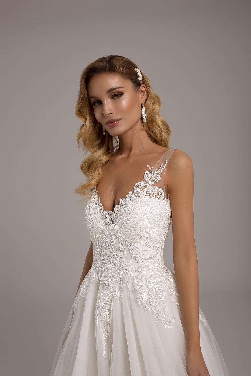 vestido de novia gwen