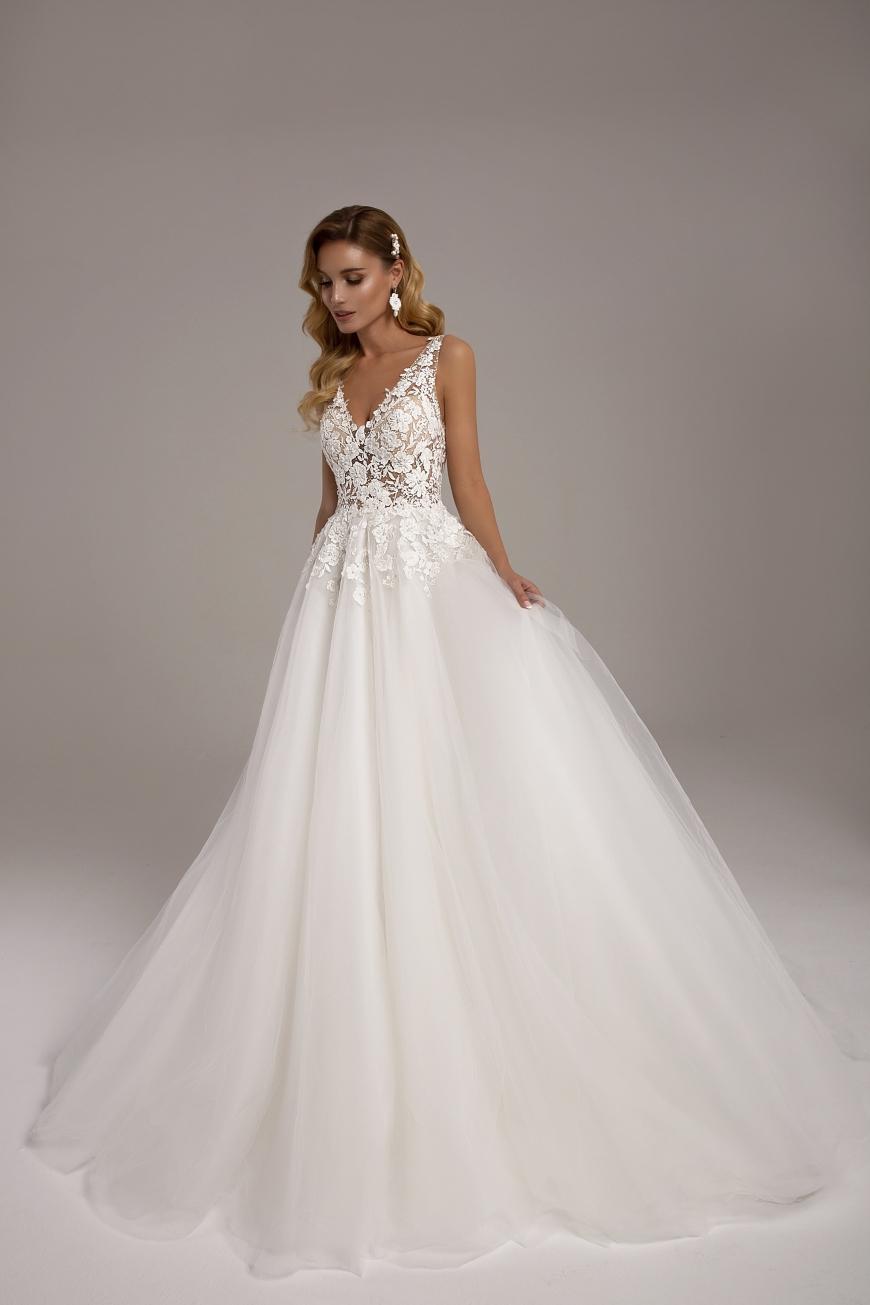 свадебное платье Judy