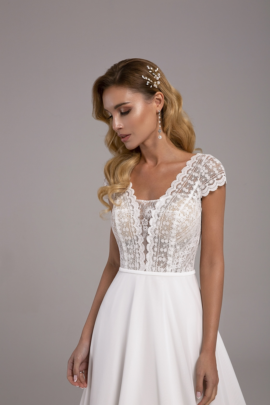 vestido de novia ramira