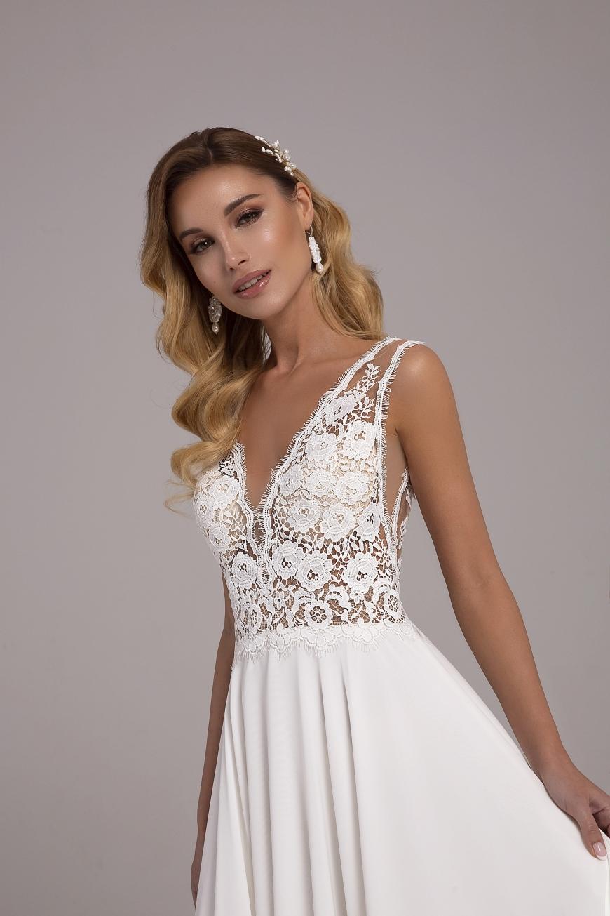 vestido de novia rita
