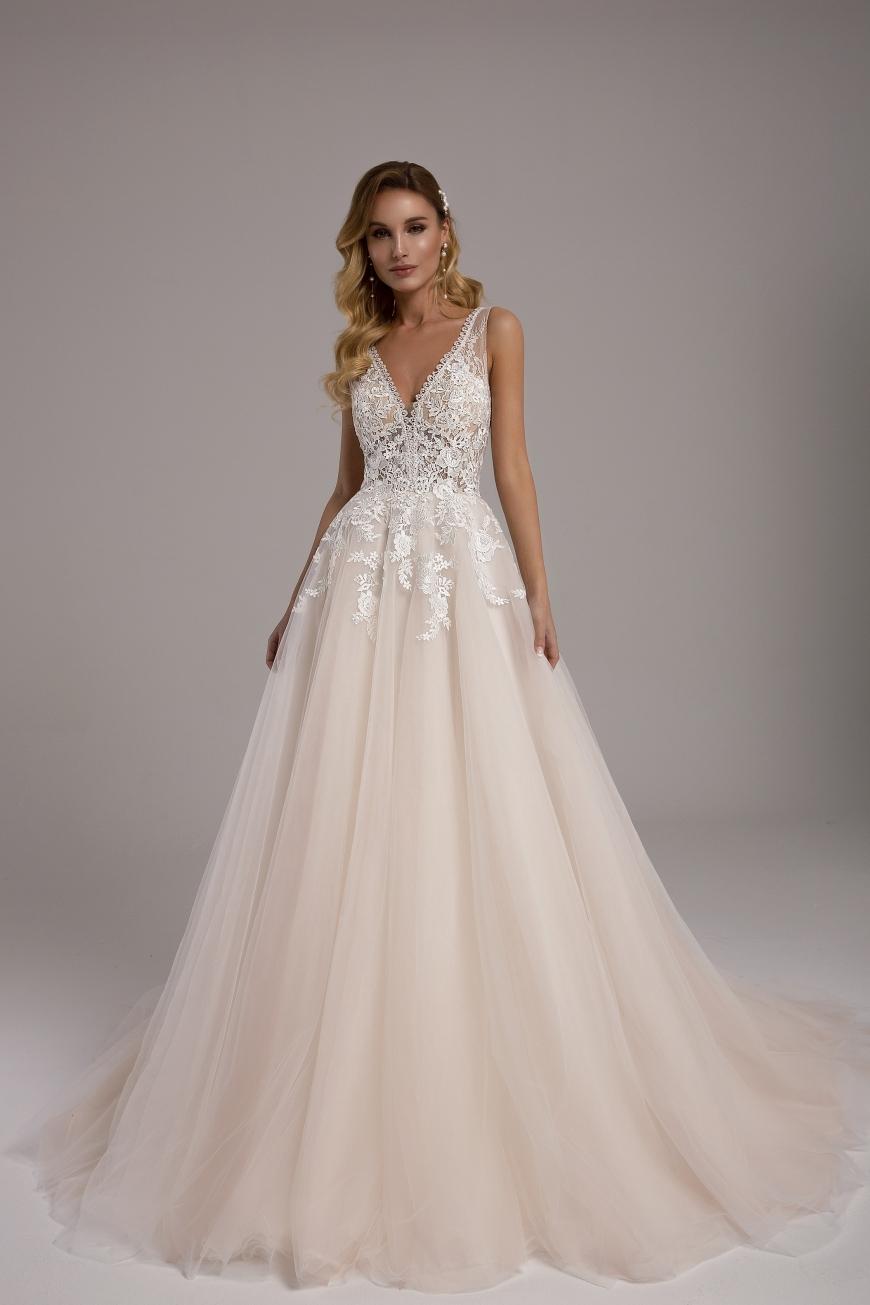 vestido de novia Noelia