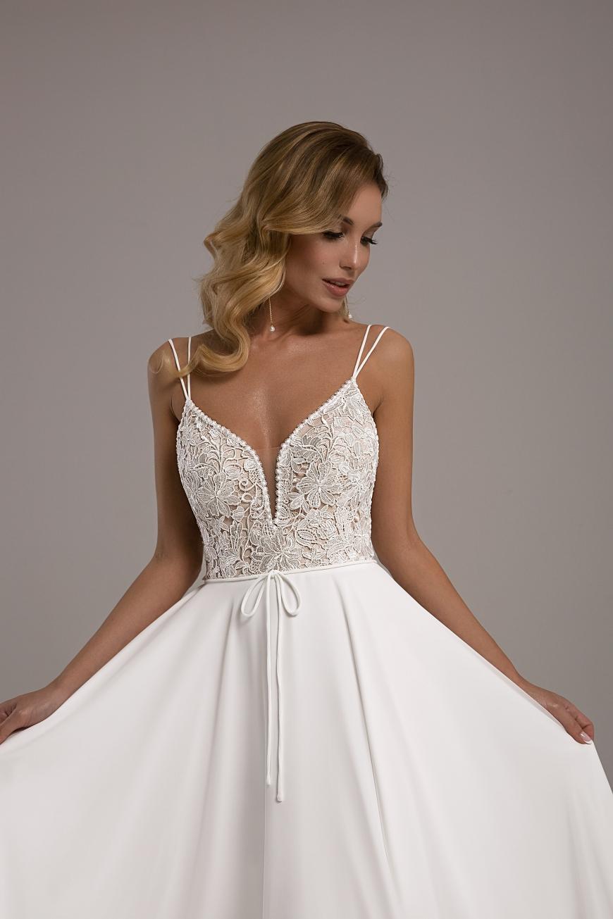 vestido de novia Carmela