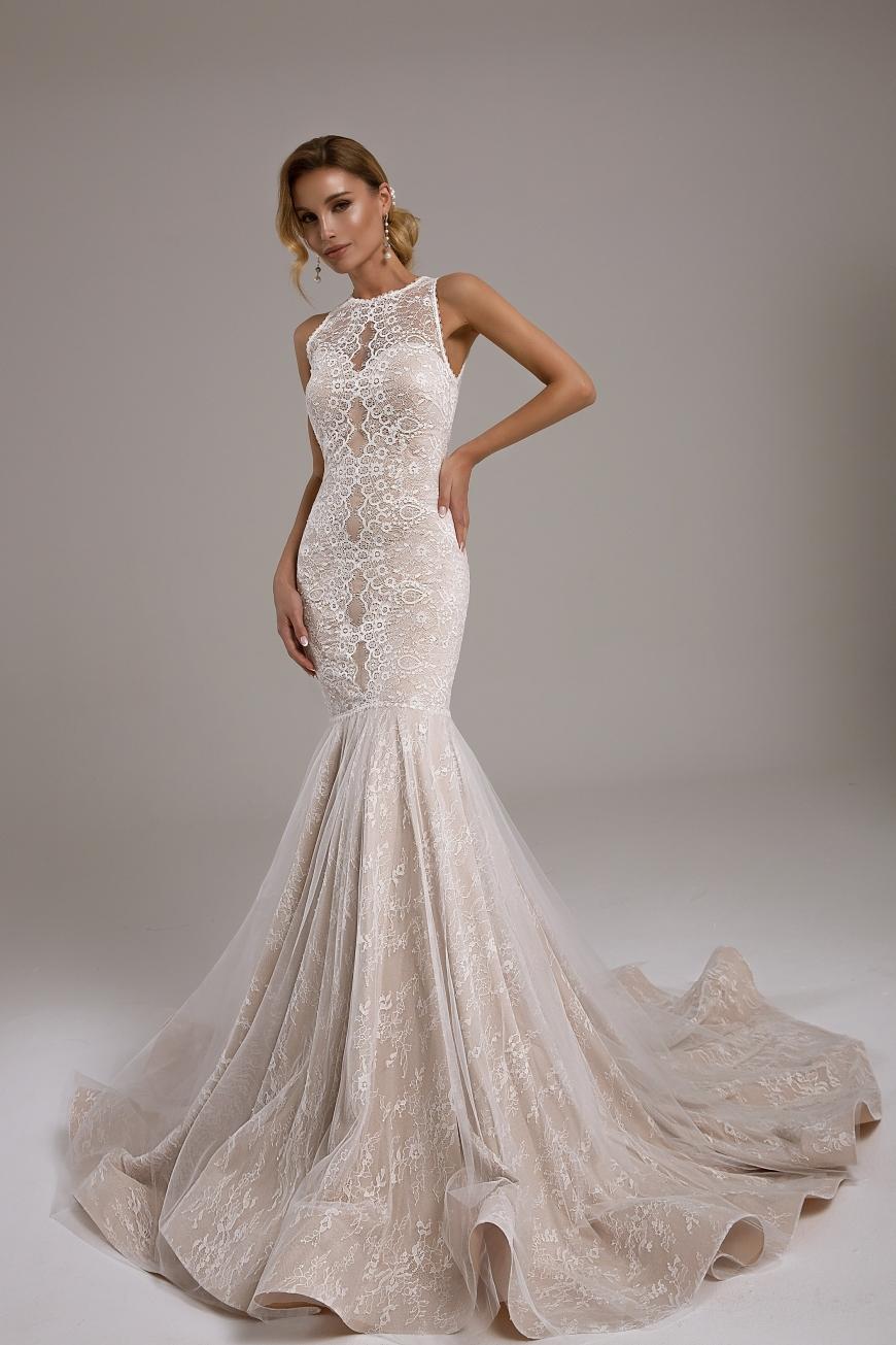 vestido de novia Eloisa