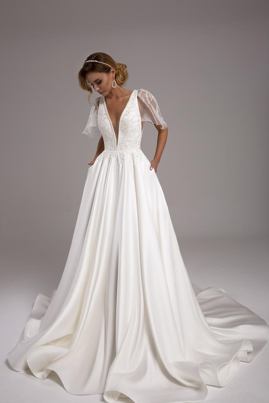 vestido de novia Yesenia