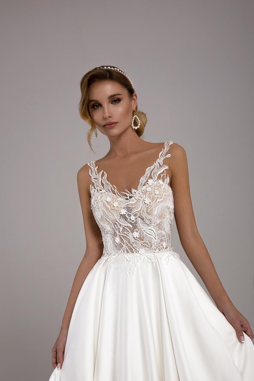 vestido de novia Herminia