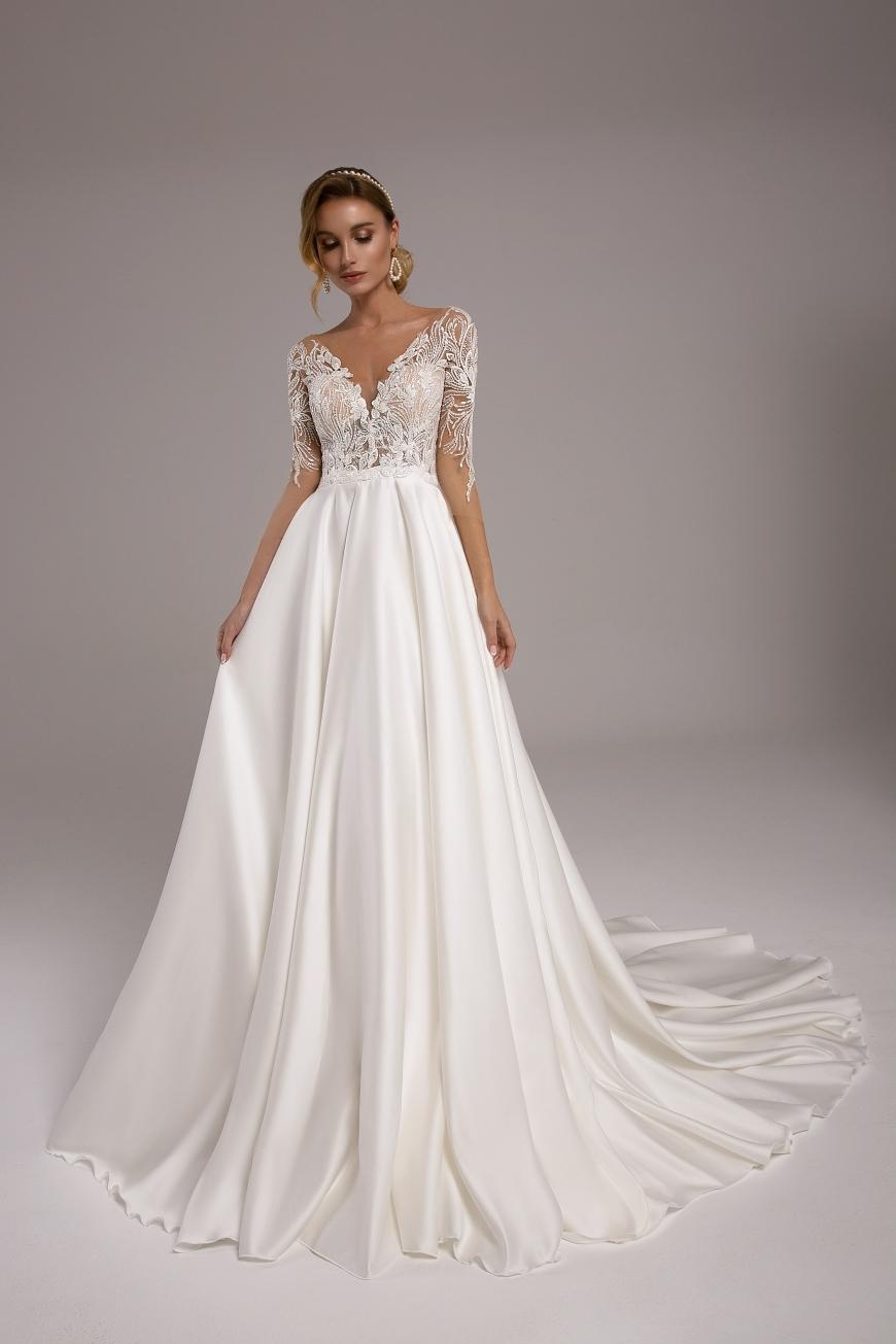 vestido de novia Ximena