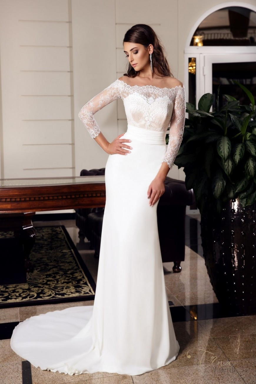 wedding dress Monika