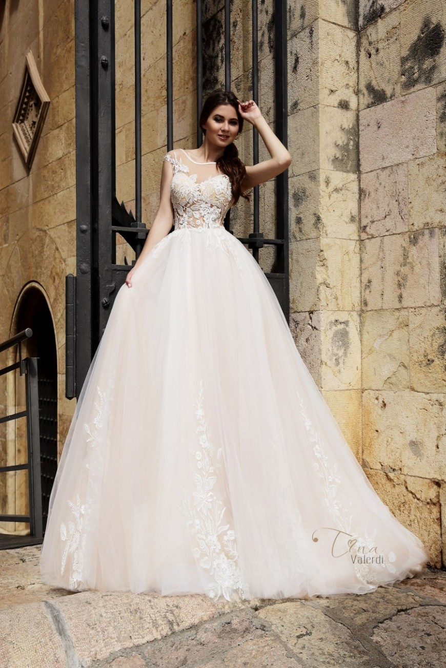 wedding dress Paloma