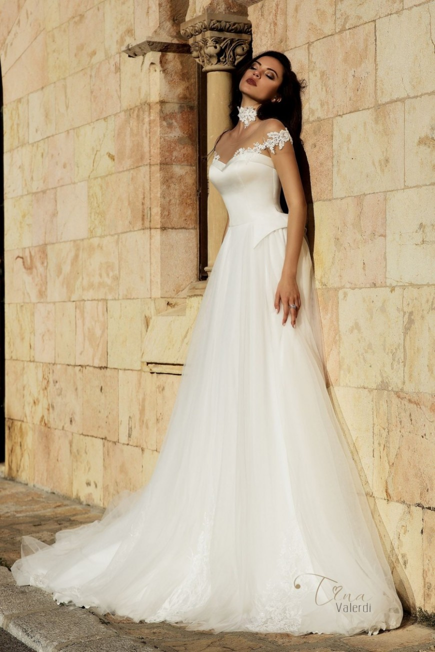 wedding dress Ferisia