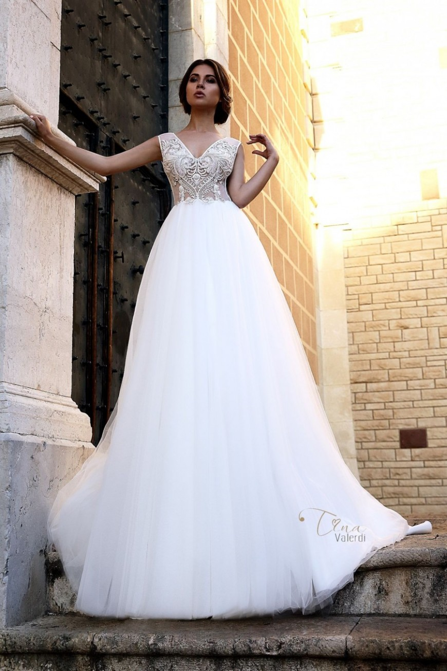 wedding dress Franciska
