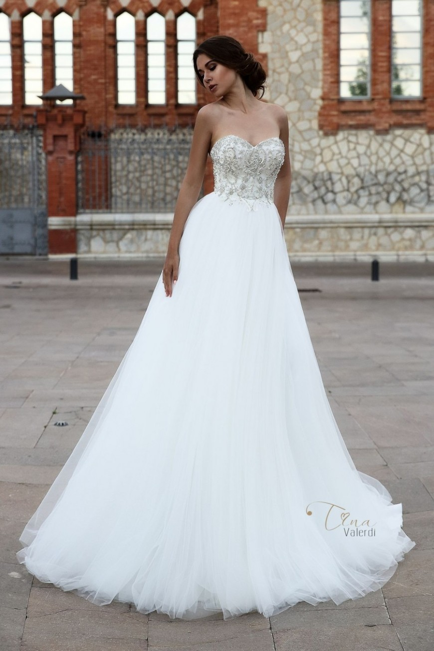 wedding dress Salma