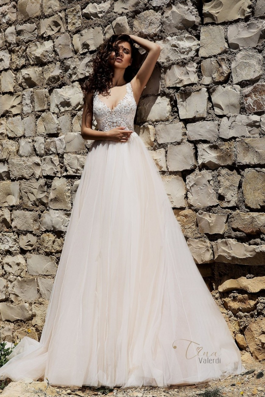 wedding dress Simona