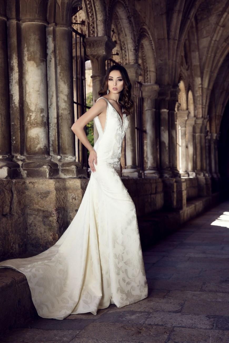 wedding dress Michelle
