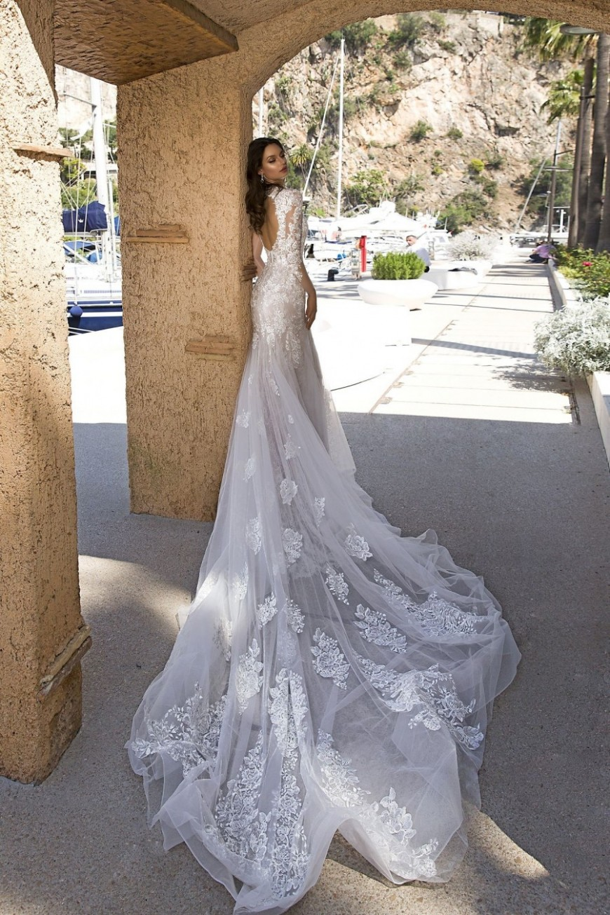 wedding dress Donatella