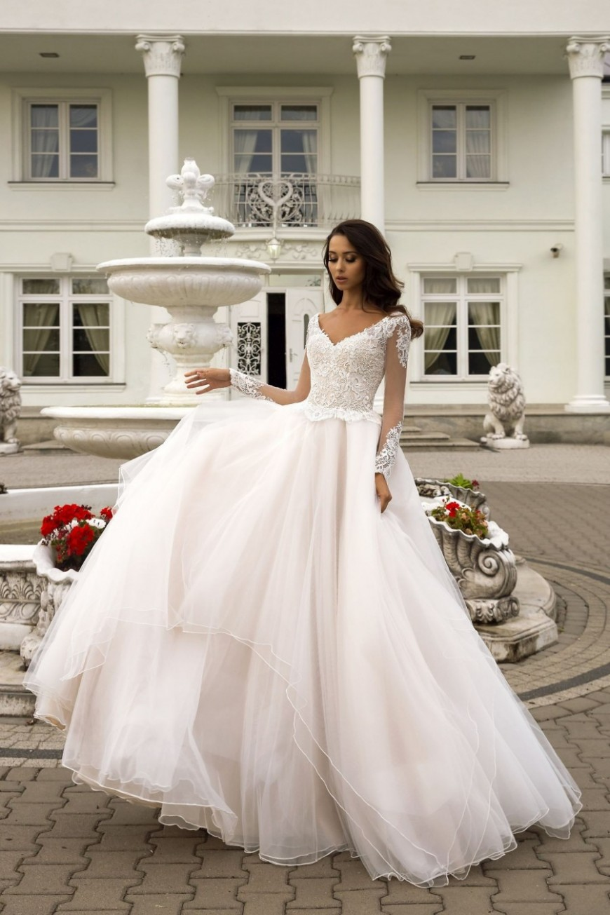 wedding dress Claudia