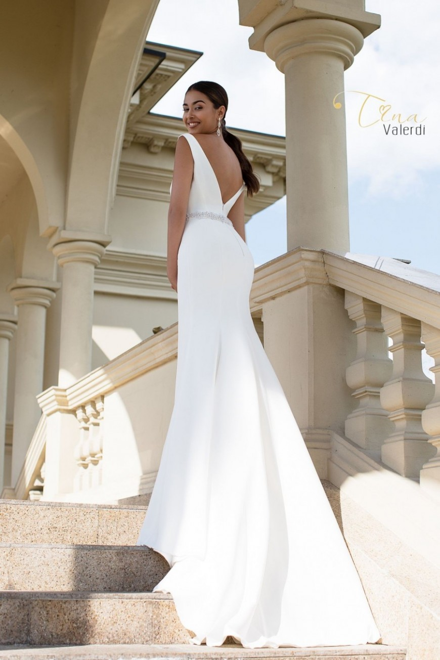wedding dress Josefina