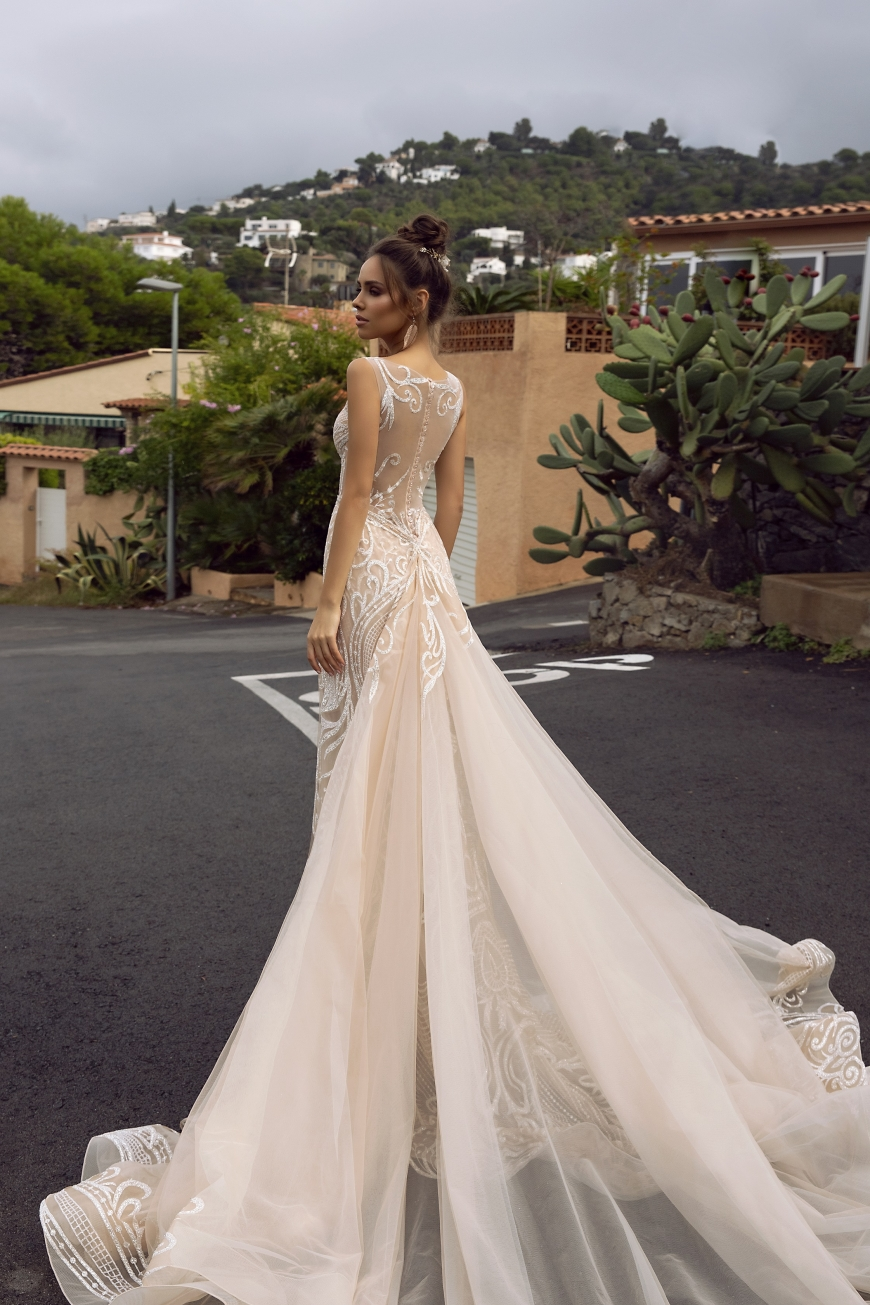 wedding dress Sirena