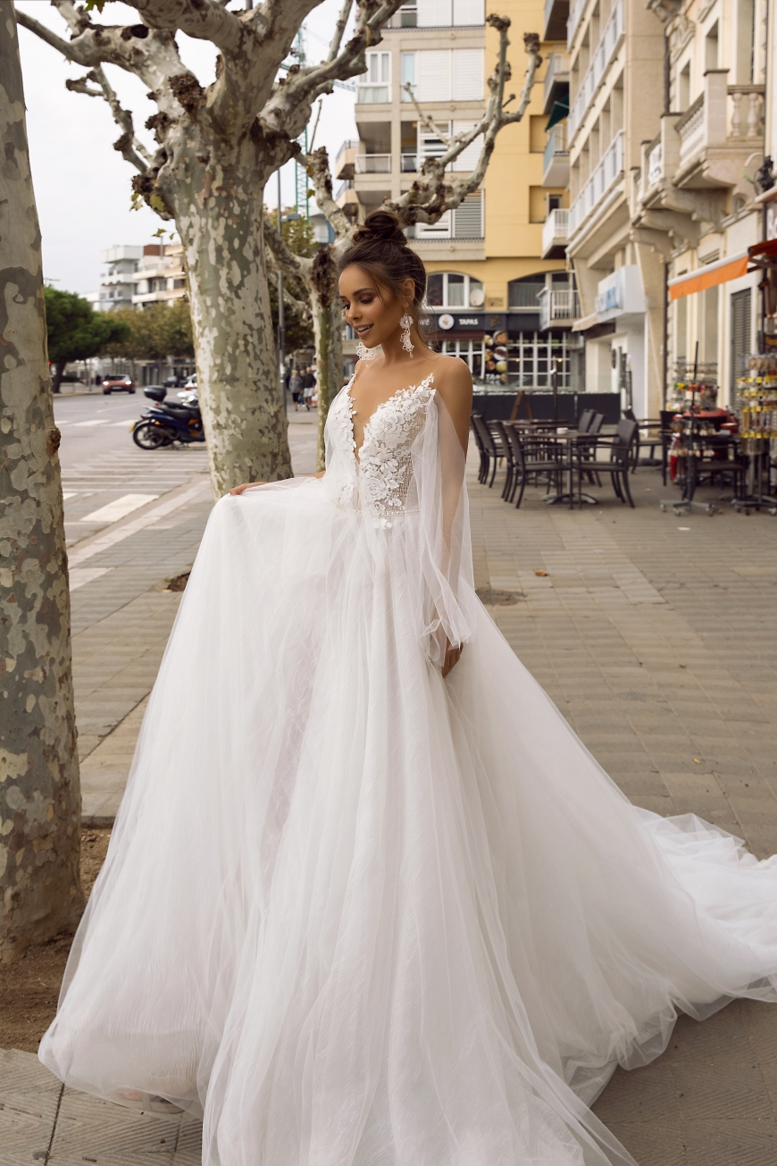 wedding dress Romantica