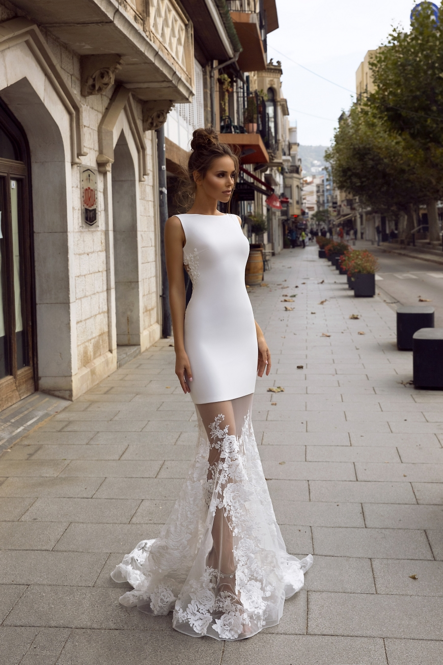 wedding dress Amaya