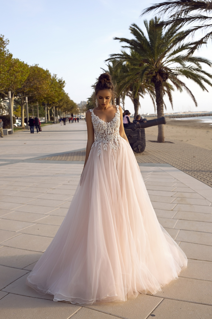 wedding dress Ariel