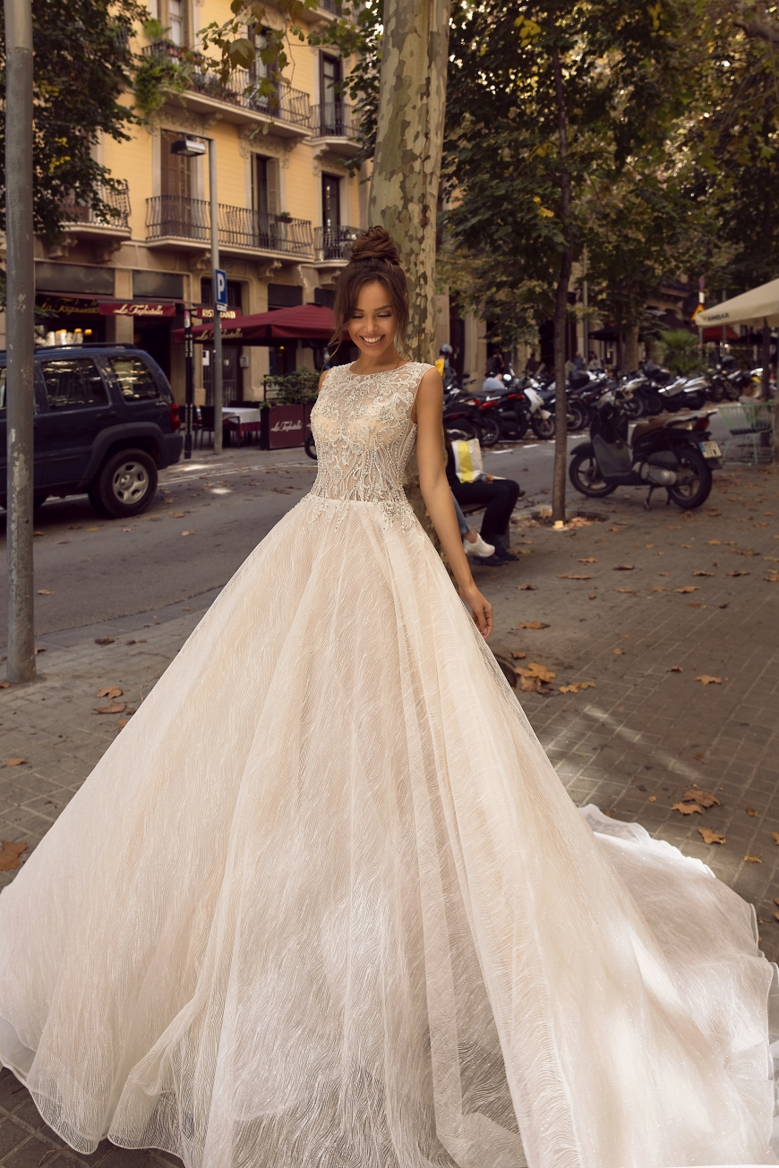 wedding dress Shantalle