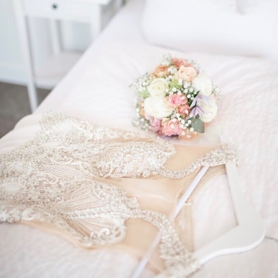 How to choose your wedding dress for your body type: general tips